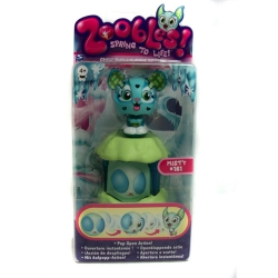 Zoobles: Chillsville Collection 161 Misty