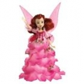 DISNEY FAIRIES FLOWER PARTY TINKERBELL PINK DOLL