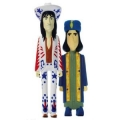 The Mighty Boosh Vinyl Figure 2-Pack: Vince & Naboo
