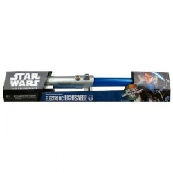 Star Wars Electronic Anakin Lightsaber with Battles DVD included