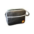 Retro Dangermouse Black Shadow Messenger Bag