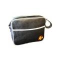 Danger Mouse Black Retro Sports Bag