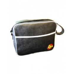Danger Mouse Black Retro Sports Bag