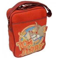 Tom and Jerry Retro Flight Bag