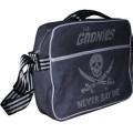 The Goonies 'Never Say Die' Grey Skull Retro Sports Bag