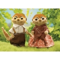 Sylvanian Families *NEW* Spotter Meerkat Grandparents