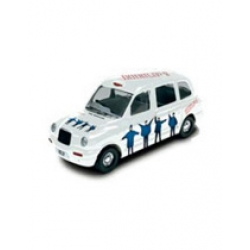 CORGI - Beatles Taxi Help! - Collectable Die-Cast Car Vehicle