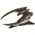 Battlestar Galactica Modern Cylon Raider Statue Ltd Edition