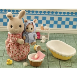 Sylvanian Families *NEW* Bathtime for Baby