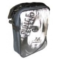 Kurt Cobain Grunge Legend Flight Bag - Black