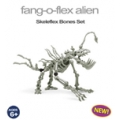 Fang-O-Flex Alien Bones - Skeleflex