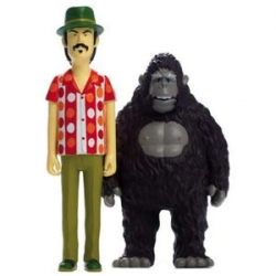 The Mighty Boosh Vinyl Figure 2-Pack: Howard & Bollo