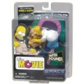 ''Who´s a good Piggy?'' Homer & Plopper (Simpsons Movie)