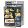The Simpsons Movie Movie Mayhem Homer