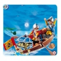 Playmobil 4295, Pirates, Treasure
