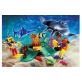 Playmobil Divers in Tropical Reef - 4488