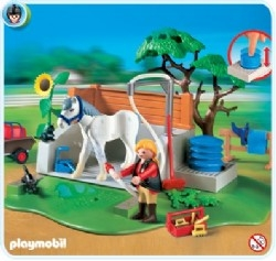 Playmobil Horse Washing Station 4193