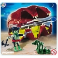 4802 Playmobil Shell with Cannon