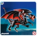4838 Playmobil Giant Dragon & LED Fire