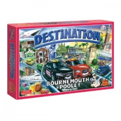 Destination - Southampton The award winning souvenir board game