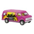 Corgi - Charlies Angels Pink Collectable Van Die Cast