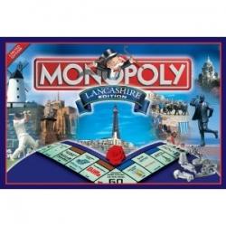 Monopoly Lancashire Edition