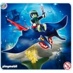 Playmobil Manta Ray 4801