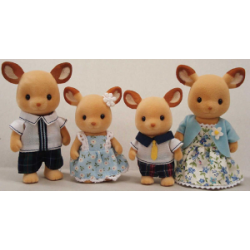 Red Deer Family - Sylvanian Families