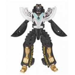 Power Rangers RPM - Moto-Morph Black Ranger