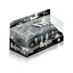 Beatles Taxi Abbey Road - Corgi Collectable Taxi