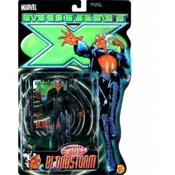 Marvel Mutant X Previews Exclusive Bloodstorm Figure