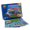 Camp Nou 3D Stadium Replica