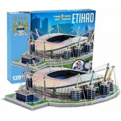 Etihad 3D Stadium Replica