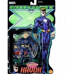 Mutant X Havok Exclusive Action Figure