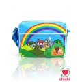 Retro Rainbow Bag