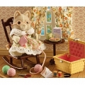 Sylvanian Families 4880 Grandmother at Home Set