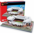 Old Trafford 3D Stadium Replica