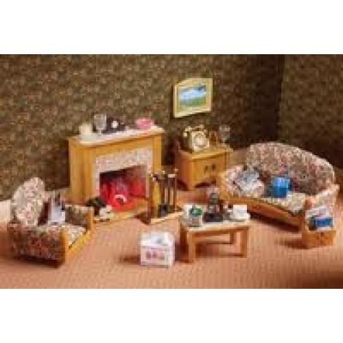 Sylvanian Family Living Room Set