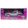 Welly Back To The Future Part 1 DeLorean Time Machine