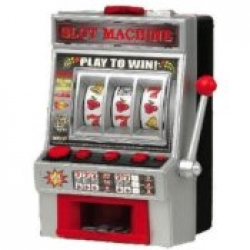 DRW Electronic Slot Machine -Funfair Collection