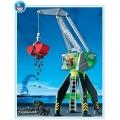 playmobil harbour crane No4470