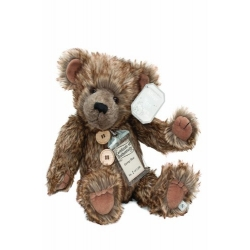 Suki Silver Tag Bears George Bear