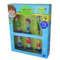 Horrid Henry Collectible Figurine Set - New 6 Pack