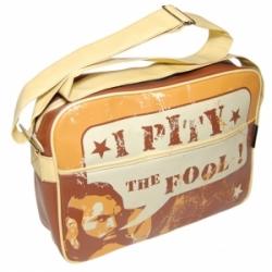 I Pity The Fool Mr T - Retro Sports Bag