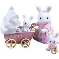 Sylvanian Households Connor & Kerri's New Pram