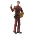 Star Trek Movie 6 inch Action Figure - McCoy in Cadet Outfit