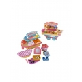 Sylvanian Families shoe and sweet shop - 2 Shops in 1 Box !