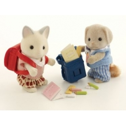 Sylvanian Family Pupils Set