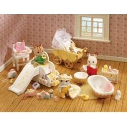 Sylvanian Families Baby Furniture Set