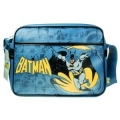 Batman Retro Style Shoulder / Sports Bag